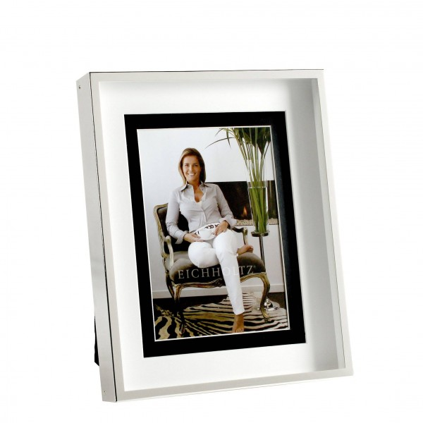 Picture Frame Gramercy Silver-Small