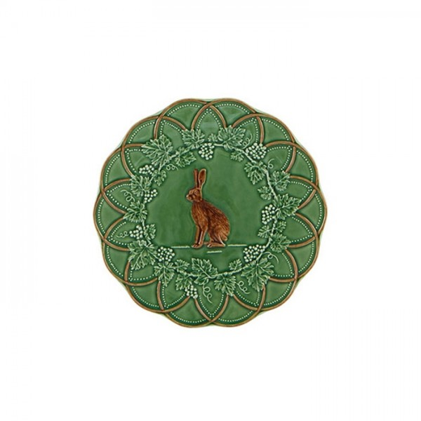 Hare Snack Plate 24cm