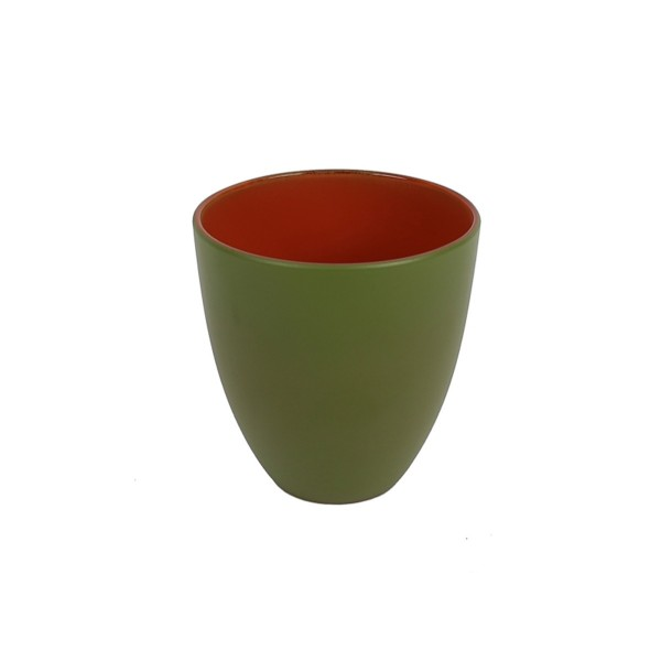 GLASS - GREEN/ORANGE - MEDIUM