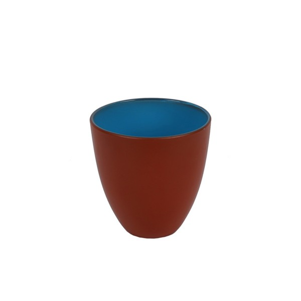 GLASS - BLUE/ORANGE - MEDIUM