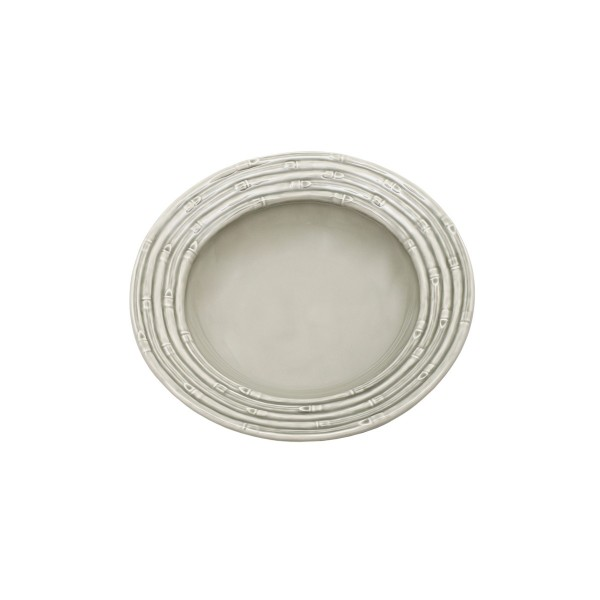 Bamboo Soup Plate