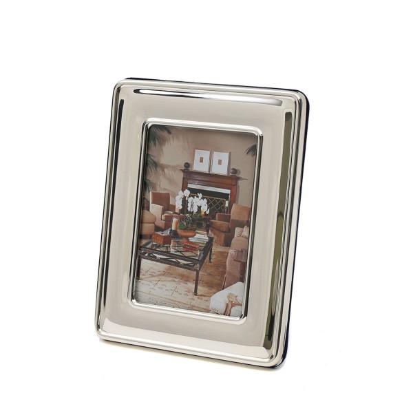 Nickel photo frame - 13x18cm