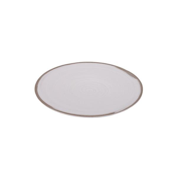 Greystone dinner plate