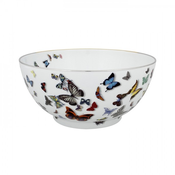Butterfly Parade Salad Bowl