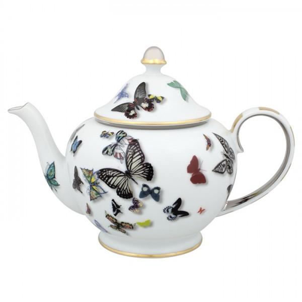 Butterfly Parade Tea Pot