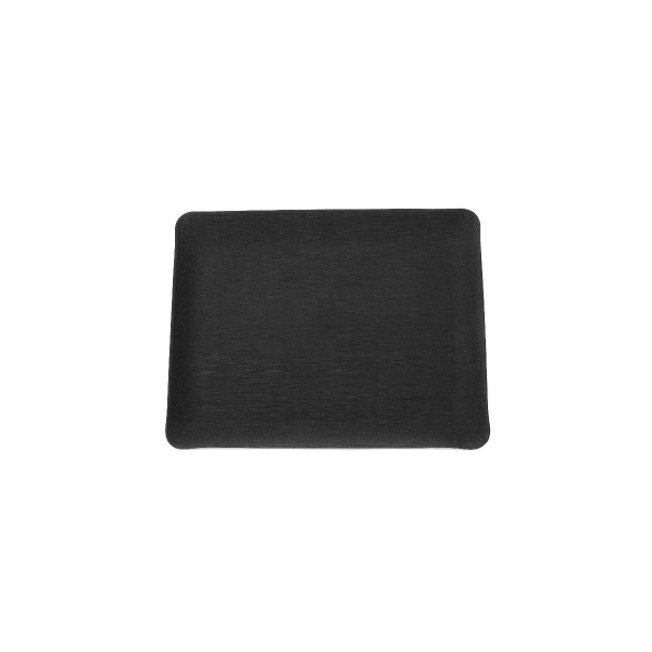 Rectangle textile tray - Anthracite - Large