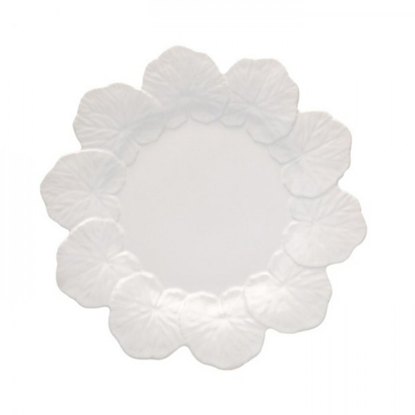 White Sardinheira Dinner Plate 27,5cm