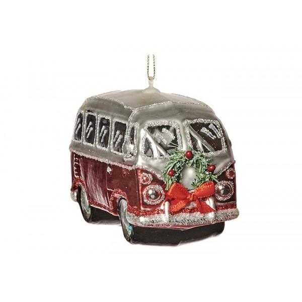 Xmas Car Van Ornament