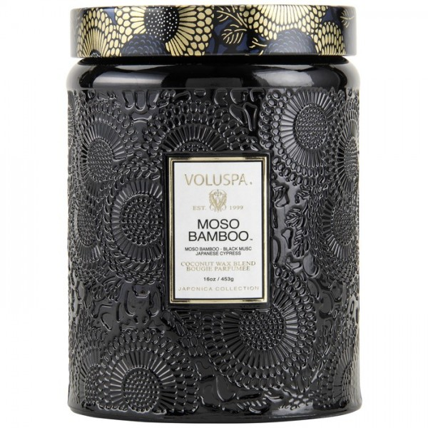 Voluspa Candle Moso Bamboo 16oz