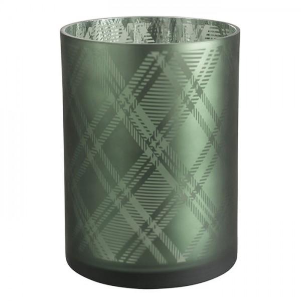 J-line Hurricane Rhombus Glass Green X-Large