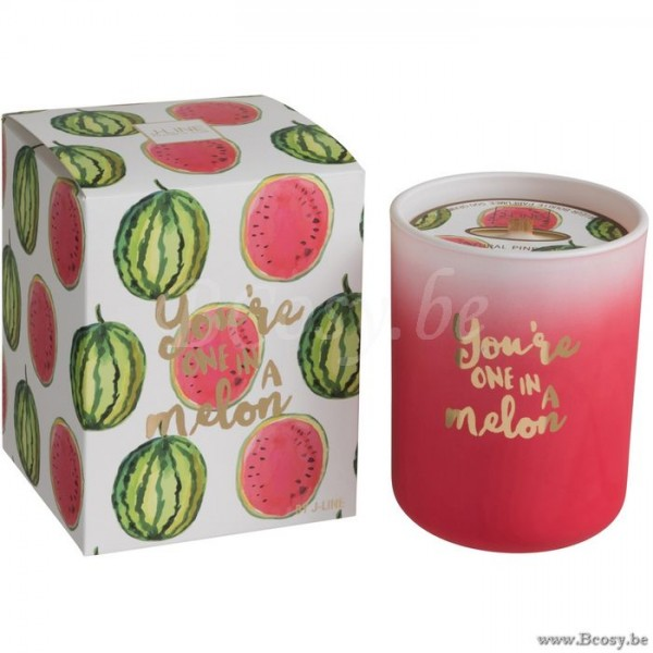 PERFUME CANDLE WATERMELON S-50U