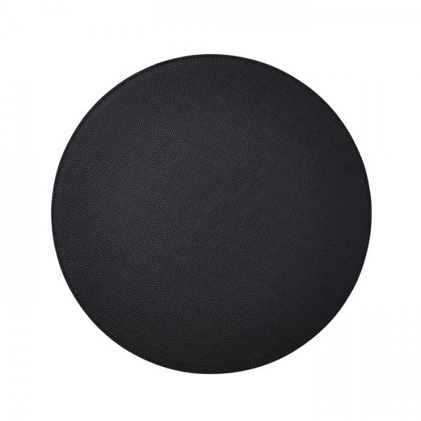 Kim Seybert Shagreen Placemat In Black