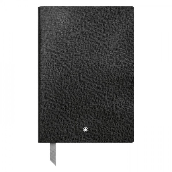 Montblanc Fine Stationery Notebook #146 Black