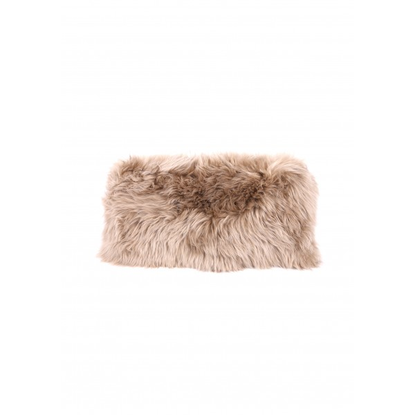 Sheepskin Cushion Long