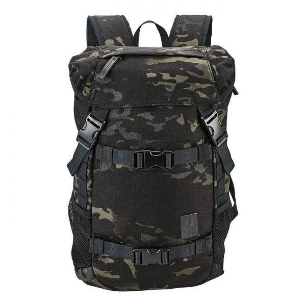 Nixon Small Landlock Backpack Black Multicam