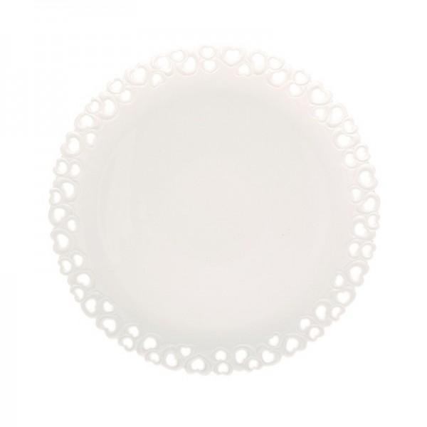 Amor Dinner Plate