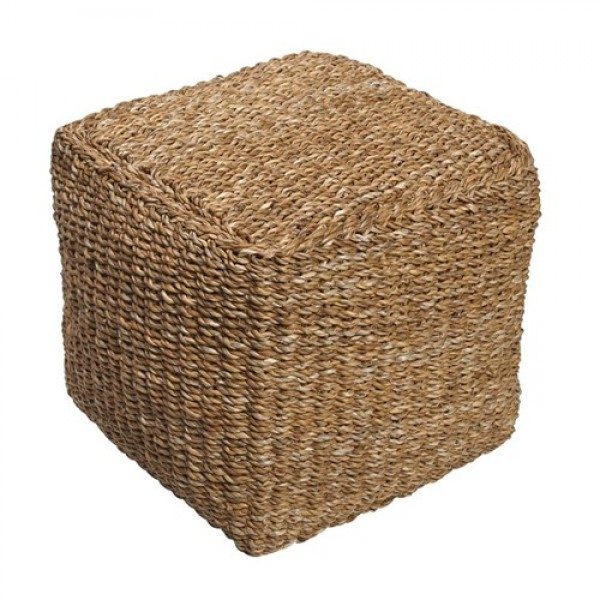 SEAGRASS - STOOL - SQUARE