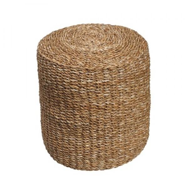 Seagrass stool - Round