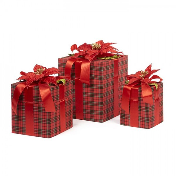 Royal Tartan Gift Box - Large