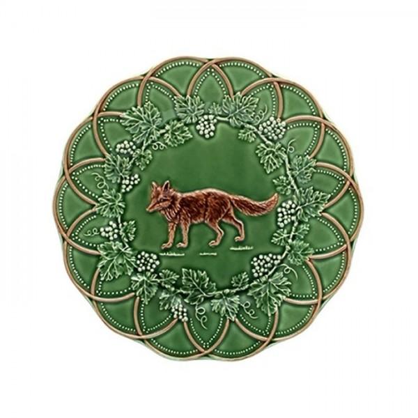 Fox Snack Plate 24cm