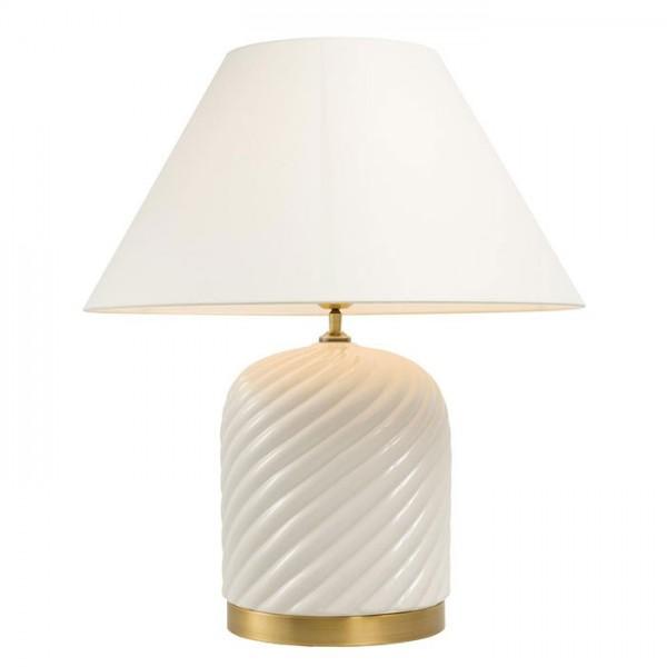 Table Lamp Savona White