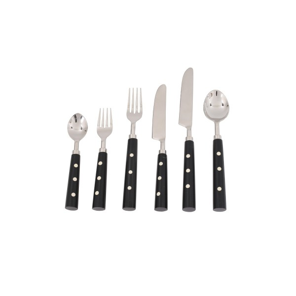 Bone-Dots Flatware