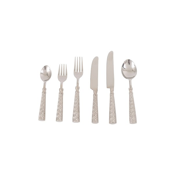 Art Deco Steel Flatware
