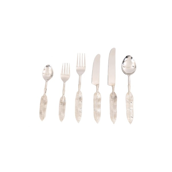 Feather Flatware
