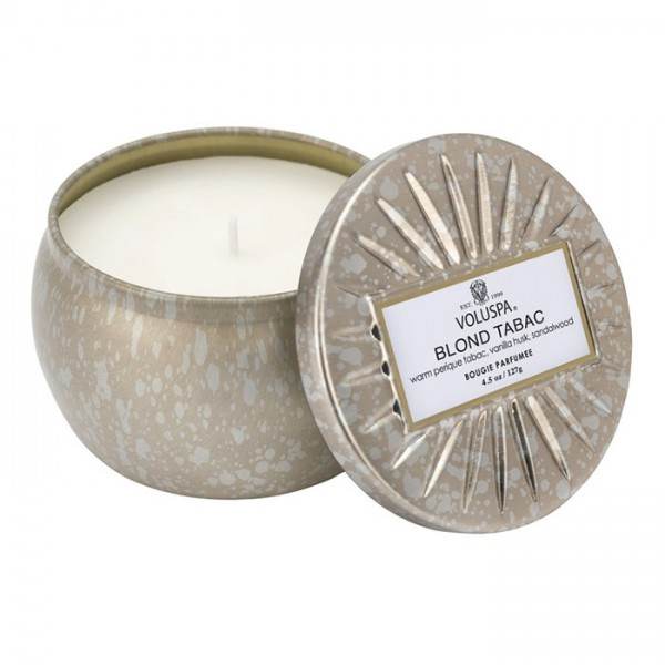 Voluspa Blond Tabac 4.5oz Candle