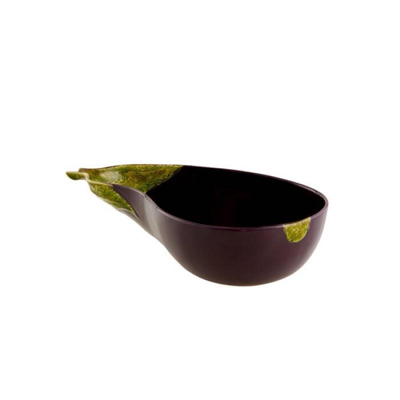 Bordallo Pinheiro Salad Bowl 35,5 Beringela