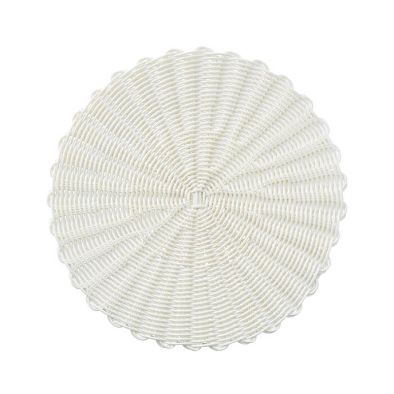 Kim Seybert Bistro Placemat In White