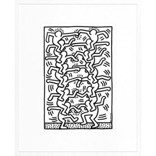 Ablo -Blommaert Keith Haring -1984