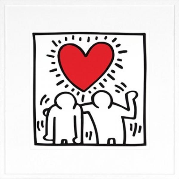 Keith Haring - 1987