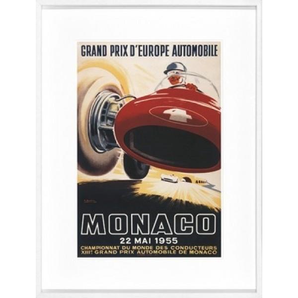 Ablo - Blommaert Monaco Grand Prix 1955