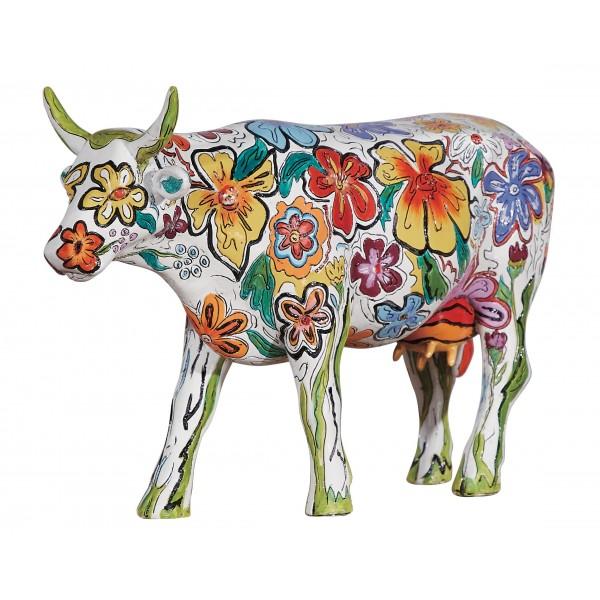 Cowparade large Vaca Floral
